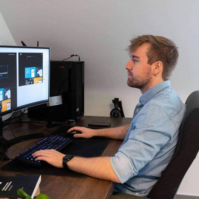 UI/UX DesignerBram Rutten