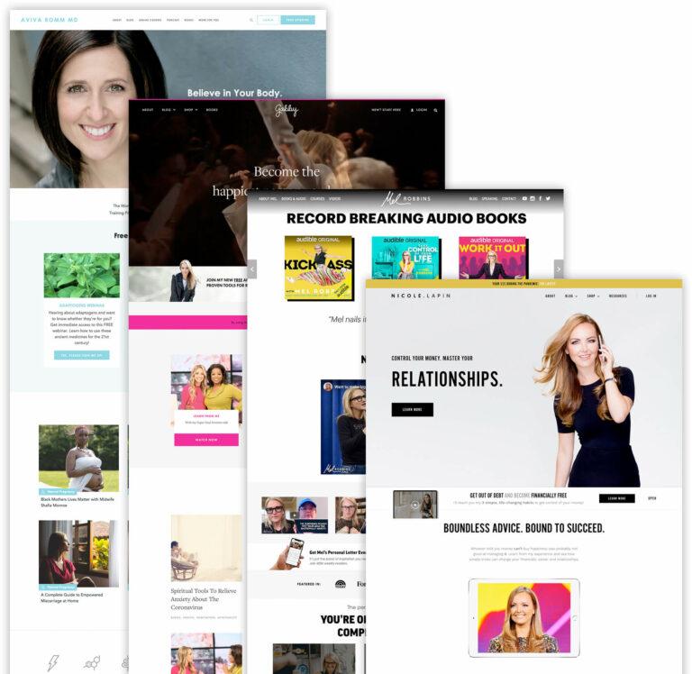websites for influencers